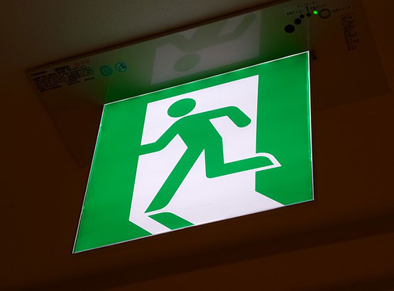 emergency-exit-light